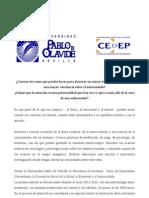 Curso de Especialista Universitario Experto en la Dimensión Social de la Salud 2012-13