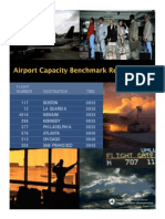 Airport Capacity Benchmarks 2001