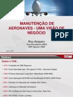 Manutenção Aeronáutica sob a óptica empresarial_VSEA