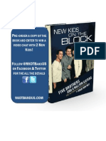 NKOTB - The Authorized Biography by Nikki Van Noy - read chapter 1!