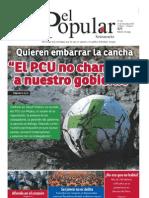 El Popular N° 199 - 14/9/2012