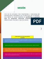 Monografia Planeamiento Estrategico - Mision