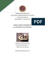 Informatica Juridica; NORMAS JURIDICAS (Eduardo Acevedo)