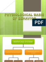 Physiological Basis of Behavior