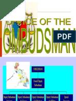 Gutierrez - The Ombudsman's Role