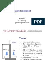 05 Vacuum Fundamentals