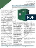 F-IEC153000S Transformador Pedestal