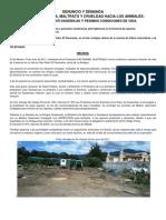 Caballos Maltratados en LA ANTIGUA GUATEMALA, Julio del 2011. Investigación por PAGT.