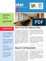 Simsree Ecell Newsletter_The Ideator_Issue-1_Sept 2012