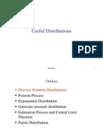 שפות סימולציה- הרצאה 8 | Useful Distributions