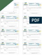 Formato de Credencial 2012