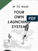 Model Rocket Launch Pad