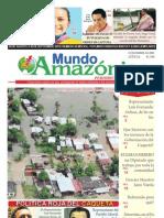 Períodico Mundo Amazónico Edición 63 Sep. 2012
