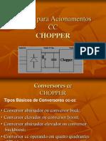 Fontes Para Acionamentos CC Chopper