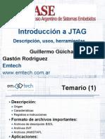 JTAGs y tecnología asociada