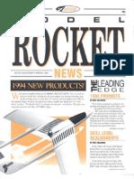 Shuttle Rocket Plans