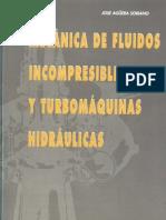 Mecanica de Fluidos Incomprensibles y Turbomaquinas Hidraulicas.5 Edicion Actualizada