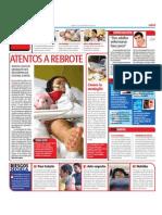 Alerta a Rebrotes de Meningitis