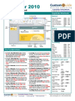 Publisher Quick Reference 2010