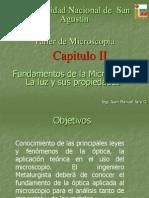 Microscopia (II)