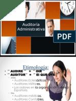 2 Unidad Auditoria Administrativa