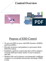 ESD Control LunchLearn Xx