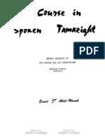 A Course in Spoken Tamazight - Ernest T. Abdel-Massih