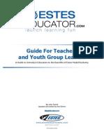 Model Rocketry Teachers Guide