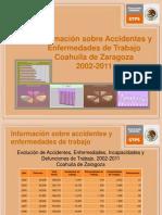 Coahuila 2002-2011