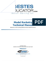 Model Rocketry Technical Guide