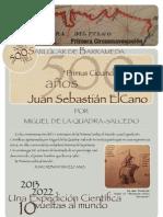 Primus Circumdedisti Me Elcano