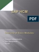 SAP- HR