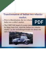 Two Wheeler Market
