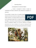 Influencias de la geografía y los astros en el caracter de los indigenas (Autoguardado)