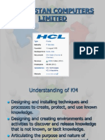 HCL KM