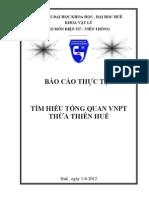 Bao cao thuc tap VNPT Hương Trà