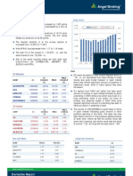 Derivatives Report 21 Sep 2012
