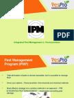 Integrated Pest Management in Food Premises