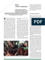 Biodiesel Energi Terbarukan Dan Ramah Lingkungan 2007