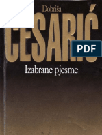 Dobrisa Cesaric - Izabrane Pjesme