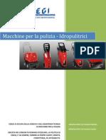 Idropulitrici a Vicenza