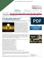 La Vecchia Colletta Viaggia in Rete Il Crowdfunding Finanzia Le Idee - Bologna - Repubblica