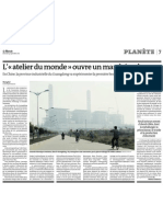 20120919 LeMonde China Economia