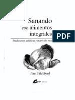 Sanando Con Alimentos Integrales_Paul Pitchford