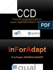 CCD - Centro de Conhecimento Digital em higiene, segurança e saúde no trabalho