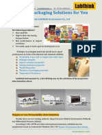 Flexible Packaging Solutions From Labthink-2