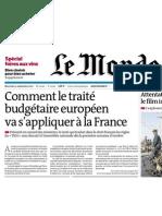 20120919 LeMonde Franica Ley UE Presupuestos