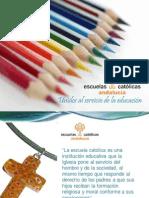 Presentacion Escuelas Catolicas Andalucia