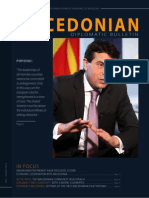 Macedonian Diplomatic Bulletin