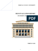 YSU Self-Assessment on ESG-3